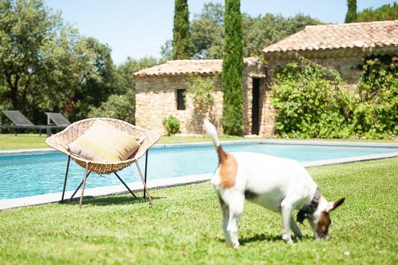 Séance photo produits textiles en Provence pour la marque en fil, d'Indienne... en charmante compagnie