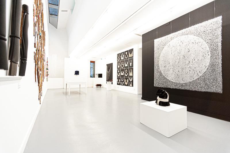 Exposition «Fil du temps, Connexions textiles»